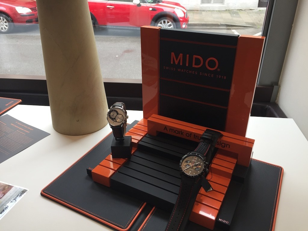 Фотоотчет: Ланч с Mido