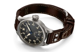 IWC Big Pilot's Heritage Watch 55 и IWC Big Pilot's Heritage Watch 48