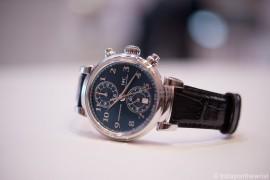 IWC Da Vinci Chronograph Edition Laureus Sport for Good Foundation