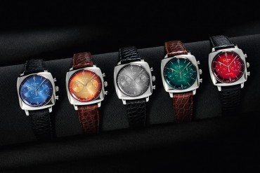 Glashuette Original Sixties Iconic Square Collection