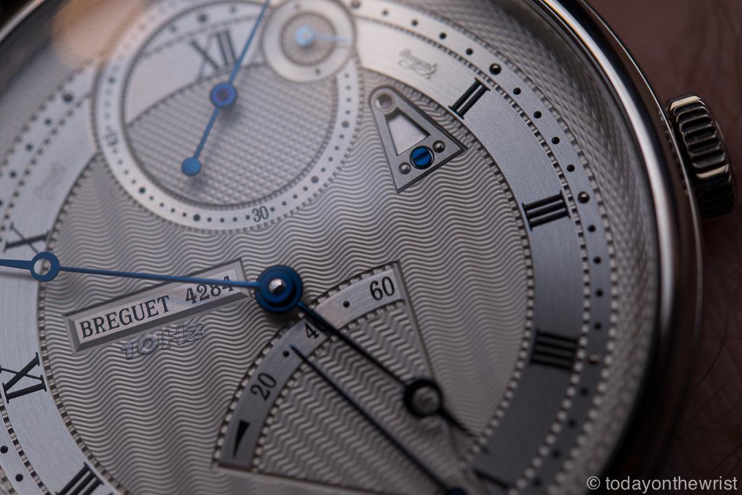 Breguet Classique Chronometrie 10 Hz Magnetic pivots ref. 7727