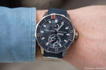 Новый Ulysse Nardin Diver Chronometer