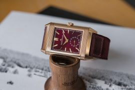 Jaeger-LeCoultre Reverso Tribute Duoface Small Seconds